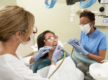 หมอฟัน ทันตกรรม Dental Hygienist