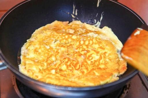 วิธีทำไข่เจียว