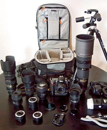 อาชีพรับถ่ายภาพ