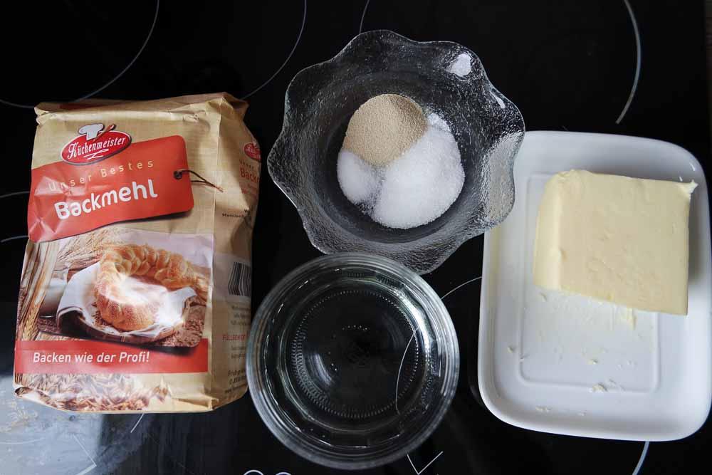 วิธีทำขนมปังปอนด์ฝรั่ง